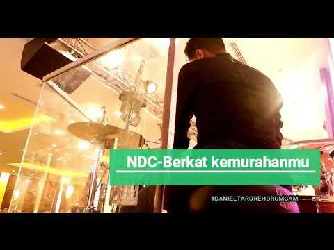 NDC Worship - Berkat KemurahanMu - DRUMCAM