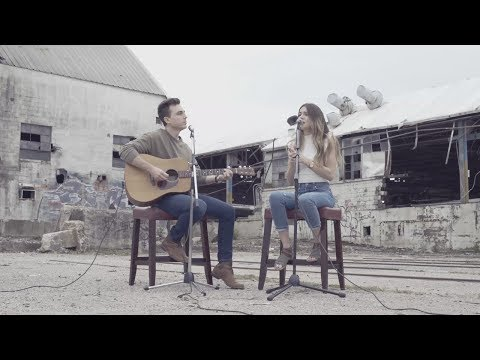 Want You Back - 5 Seconds of Summer (Acoustic Version) - Landon Austin and Brooke Beitzel