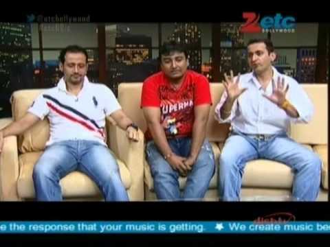 Meet Brothers Anjjan With Komal Nahta