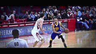 Stephen Curry 2015 MVP Mix - CHARGED BY BELIEF