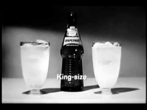 VINTAGE 1963 CANADA DRY SODA COMMERCIAL