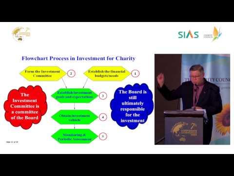 CGC 2016 Presentation 2: Investing Surplus Funds