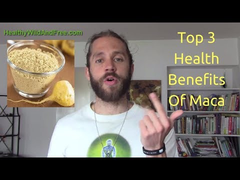 Top 3 Health Benefits Of Maca