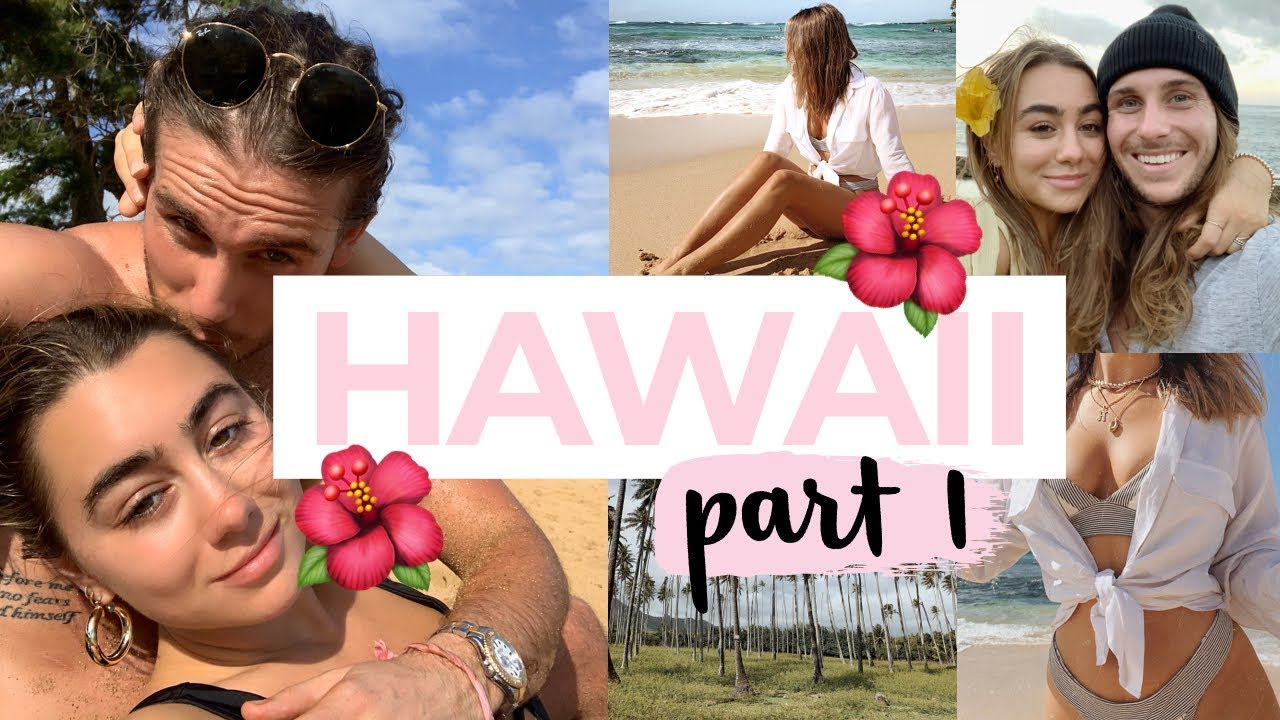 HAWAII TRAVEL VLOG | Julia Havens