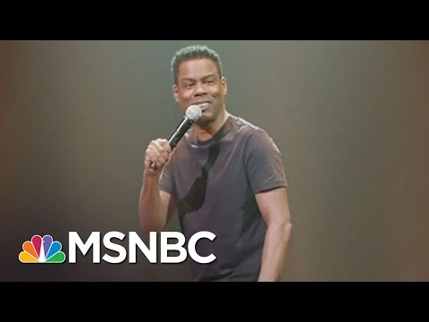 Watch Chris Rock Explain How Trump Can Lead To The Next Obama  The Beat With Ari Melber  MSNBC