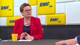 """Katarzyna Lubnauer: Tworzymy trudną koalicję, ale to jest """"koalicja racji stanu"""""""