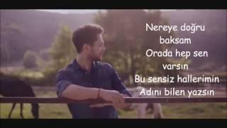 Murat boz - Adini Bilen Yazsin Lyrics - Sarki Sözu