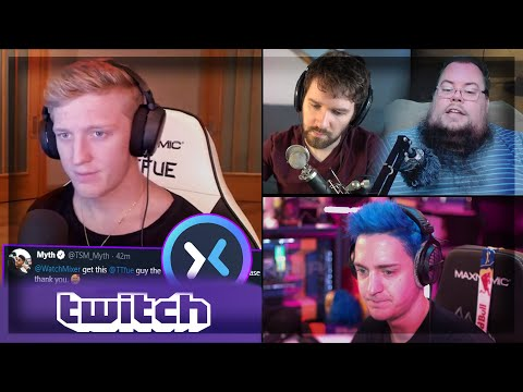 Tfue Joining MIXER? | Ninja on COD, Fortnite Dying? | 2 Time on going to MIXER