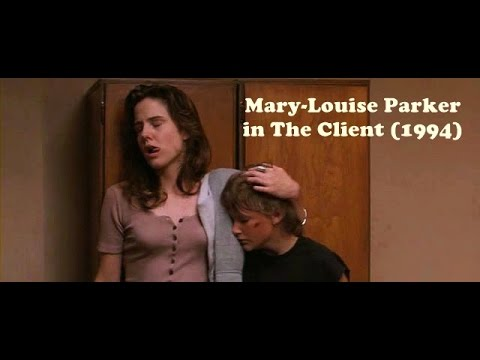 Mary-Louise Parker - THE CLIENT (1994) with Brad Renfro, Susan Sarandon