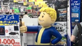 Tour of Yodobashi Camera Akiba Electronics Store in Akihabara, Tokyo, Japan
