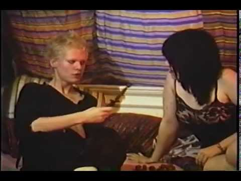 """Lydia Lunch and Pat Place in """"Rome '78"""" by James Nares"""