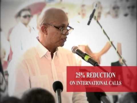 UDP Belize - Delivering-Lower Phone and Internet