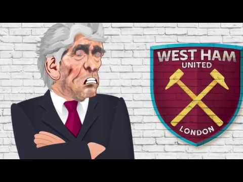 Canning Town Len Welcomes Manuel Pellegrini to West Ham