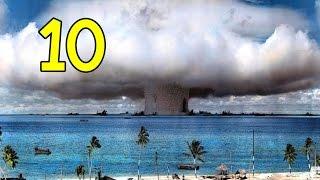 10 จุดทดลอง นิวเคลียร์ ในอดีตจากรอบโลก ที่สุดแห่งความสวยงามและว่างเปลา
