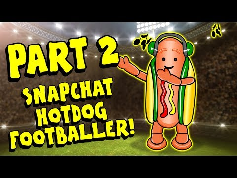 🌭PART 2🌭IF THE SNAPCHAT HOTDOG WAS A FOOTBALLER! Meme feat Bale, Kane, Ozil, Firmino and more!