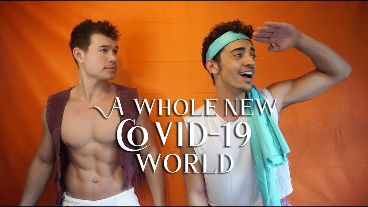 A Whole New COVID-19 World