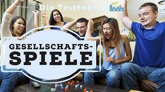 🎲 Gesellschaftsspiele Test (2020) – 🏆 Die besten Gesellschaftsspiele