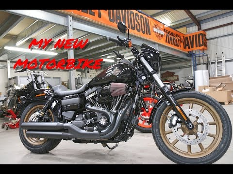 I bought the 2017 Dyna Lowrider S