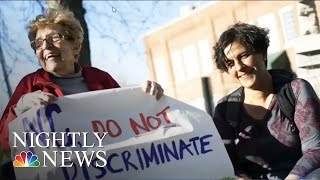 White House: Transgender Students And Bathrooms Are State-Level Issues   NBC Nightly News