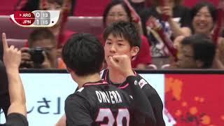 World Cup Volleyball Japan's Ishikawa Siblings Yuki & Mayu