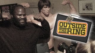 Outside the Ring - Mark Henry Visits the Arnold Schwarzenegger Museum - Episode 8