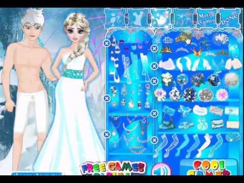 Fashion games, makeup for prince and princess - YouTube