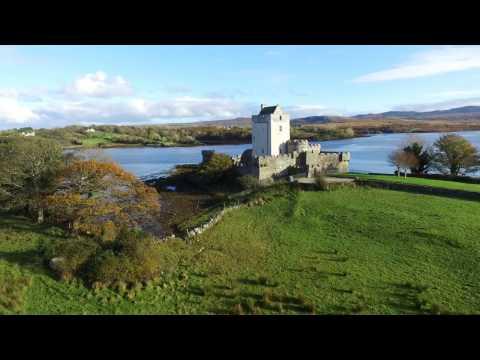 Doe Castle County Donegal