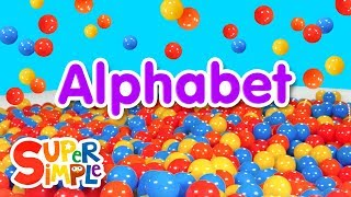 Super Duper Ball Pit - Learn The Alphabet