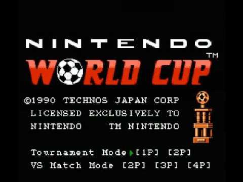 Nintendo World Cup NES Music  VS Match Theme