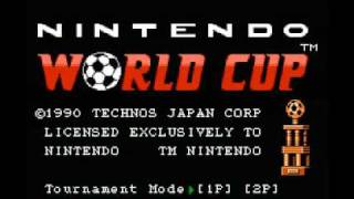 Nintendo World Cup (NES) Music - VS Match Theme