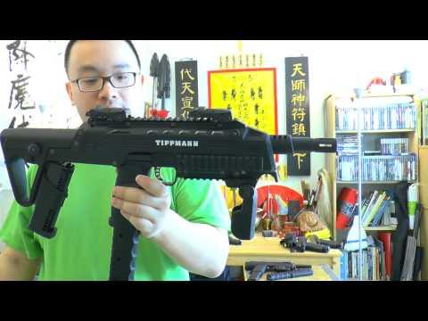 Tippmann TCR Magfed Paintball Gun Review