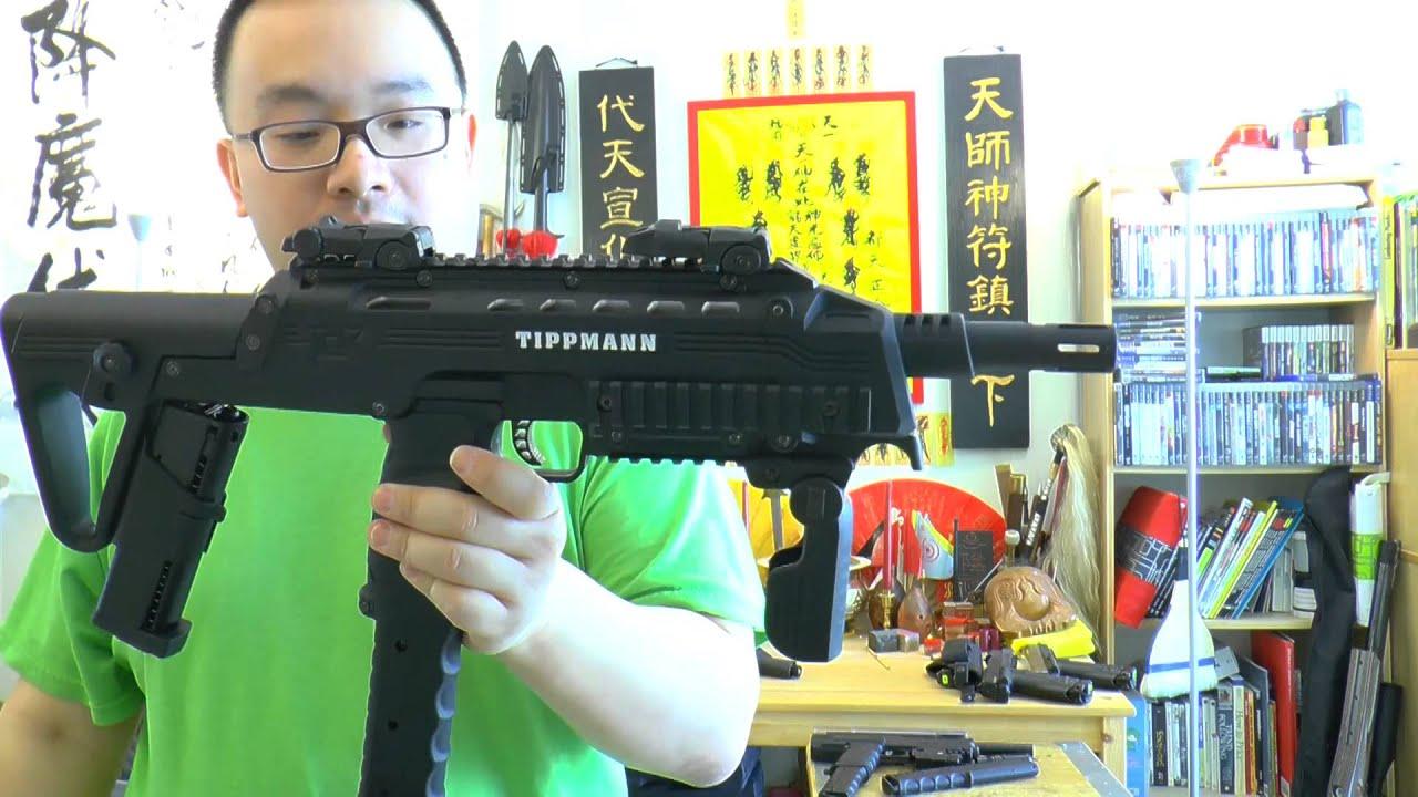 Tippmann Tcr Video Playlist T Paintball Diagram Bravo One Gun C3 Magfed Review