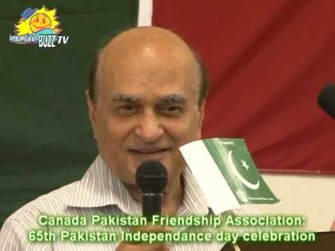 Breakfast BUZZ @ Pakistan Day 14th Aug 2012 in Mississauga-Ontario-Canada.
