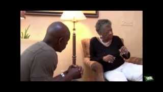 """Dr. Maya Angelou & Dave Chappelle: """"The N-Word"""""""