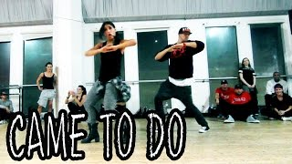 CAME TO DO - @ChrisBrown ft Akon Dance Video | Choreography by @MattSteffanina (Chris Brown) thumbnail