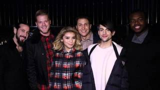 Pentatonix Dance of the Sugar Plum Fairy (live)[And performance in Empire State Building]