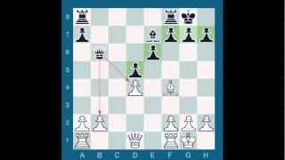 ChessMaster GME: Larry Christiansen vs Chessmaster 9000 (Game 1)