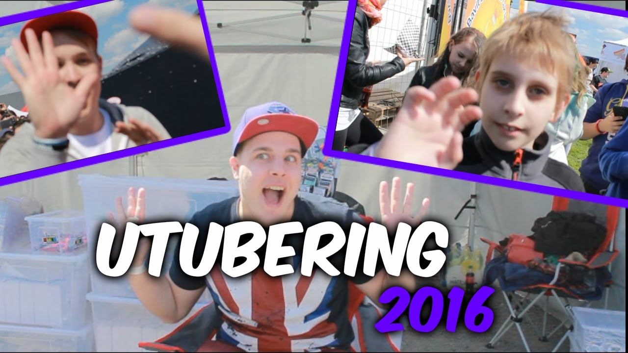 UTUBERING 2016 [PRAHA] :)
