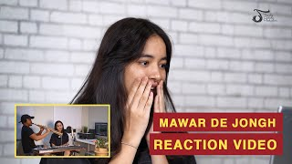 "Cover images Mawar De Jongh ""Lebih dari Egoku"" Cover Video Reaction 