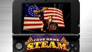 What Is Code Name: S.T.E.A.M.?