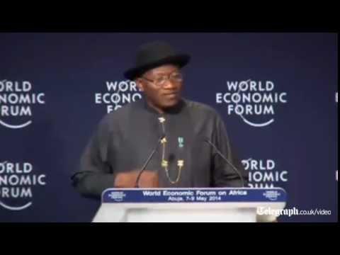 Nigeria's President pledges to rescue abducted schoolgirls