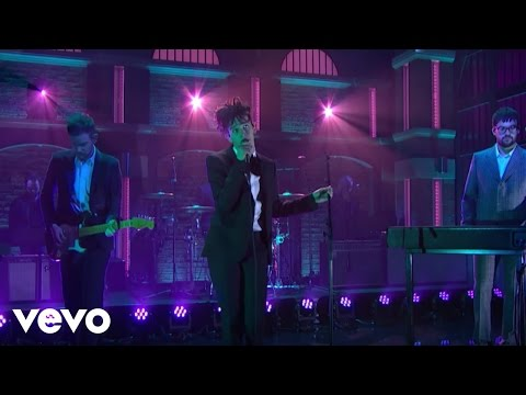 "The 1975 - A Change Of Heart (Live from ""Late Night with Seth Meyers"")"