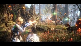 GDC 2018: 18 Minutes of EverReach: Project Eden Gameplay with Dieter Schoeller
