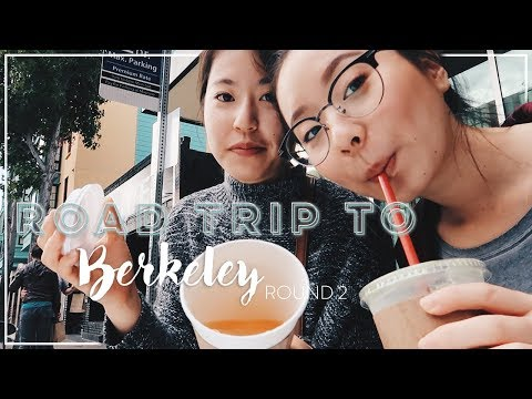 Picking up my Sister from UC BERKELEY | Vlog 69