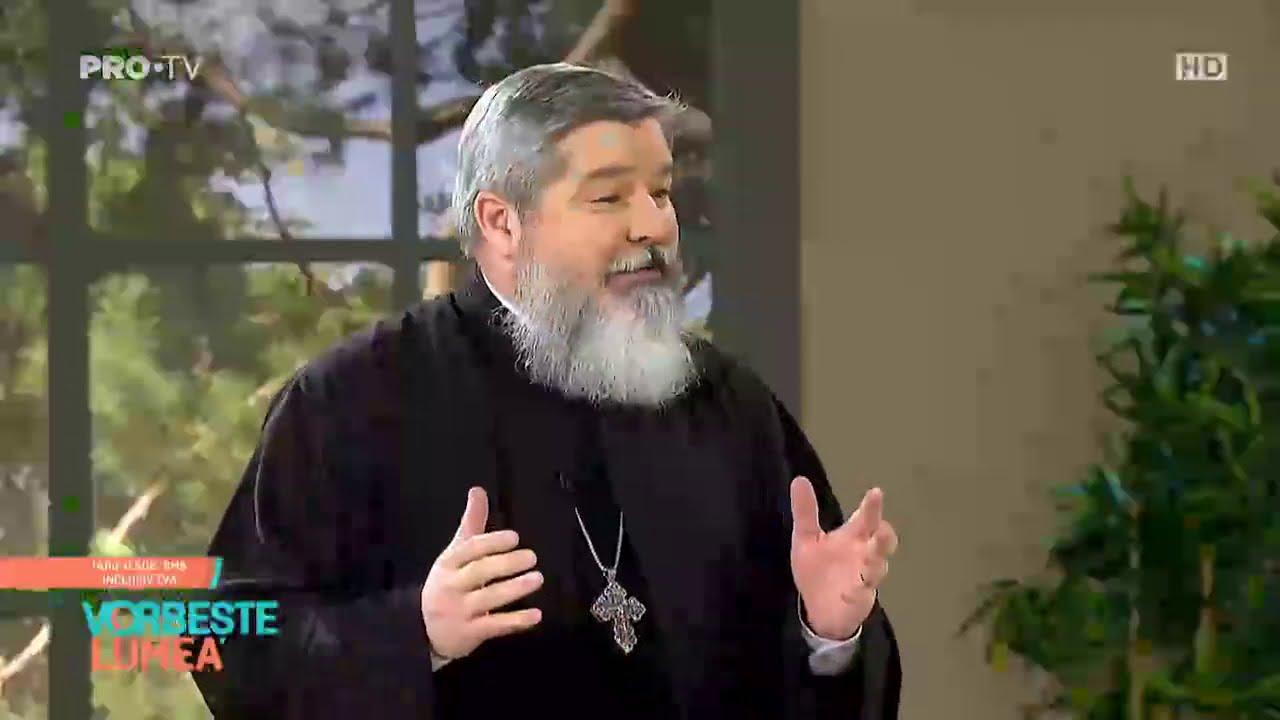 Adevărul despre minciună! Părintele Vasile Ioana- ProTV România - Vorbește Lumea