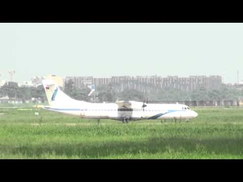 27-06-2014 Video MUTED / 747s / Gulfstream G500 / Embraer 190