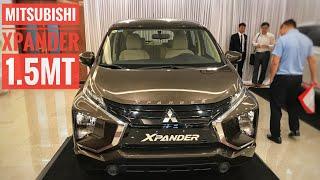 Đánh giá chi tiết Mitsubishi Xpander MT Số sàn 2019