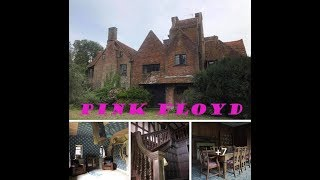 Exploring Pink Floyd's Abandoned Mansion! David Gilmours Millionaires Mansion!