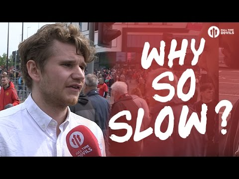 WHY SO SLOW? Manchester United 1-1 Swansea City