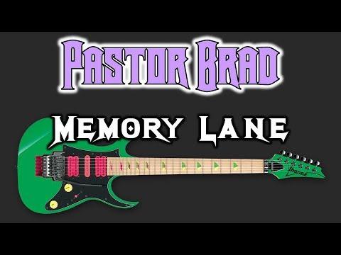Instrumental Rock Shred Guitar Music - Pastor Brad